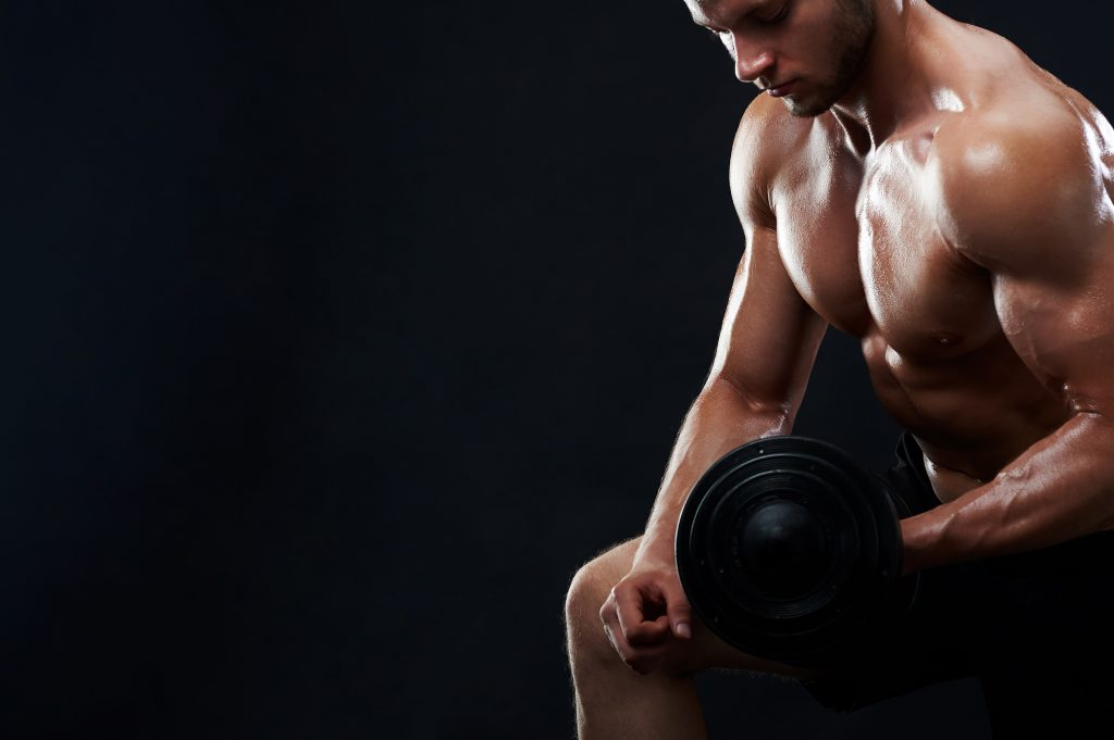 How do an apple and a tomato maintain muscle mass at any age?